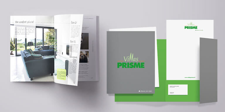 References communication - Villa Prisme